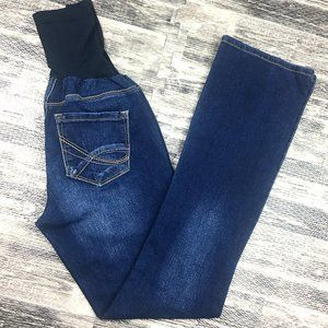 Jessica Simpson Maternity Jeans Dark Wash Sz S
